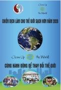 Poster Chiến dịch Làm cho thế giới sạch hơn năm 2020