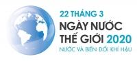 Logo Ngày Nước thế giới năm 2020