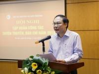 Thứ trưởng Lê Công Thành phát biểu tại Hội nghị