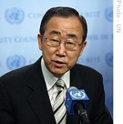 Thông điệp cho Ngày Nước thế giới 2013 của Tổng thư ký Liên hiệp Quốc Ban Ki-Moon