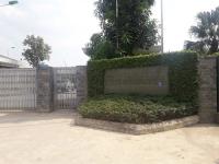 Nhà máy xử lý nước thải làng nghề Cầu Ngà tại xã Dương Liễu, huyện Hoài Đức (Ảnh: QĐ)