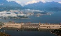 Đập Tam Hiệp trên sông Dương Tử, tỉnh Hồ Bắc, Trung Quốc. Ảnh: China Stringer Network/Reuters