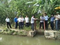 Quảng Trị xả nước hồ thuỷ lợi để cấp nước sinh hoạt cho 30.000 hộ dân ở Đông Hà