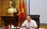Thứ trưởng Lê Công Thành phát biểu chỉ đạo tại cuộc họp