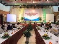 Toàn cảnh Phiên họp thứ 10 và Lễ chuyển giao chức vụ Chủ tịch Ủy ban BVMT lưu vực sông Nhuệ – sông Đáy