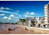 Đô thị Tiền Giang - ảnh: Minh Nhựt