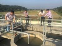 Trạm cấp nước sạch sinh hoạt cho bà con nông dân tại xã Nguyễn Huệ, TX.Đông Triều