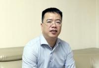 Ông Châu Trần Vĩnh - Phó Cục trưởng Cục Quản lý tài nguyên nước Bộ Tài nguyên và Môi trường
