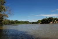 Một hồ chứa nước ngọt trên địa bàn huyện Vĩnh Cửu, Đồng Nai (Ảnh: K.V)