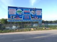 Tuyên truyền công tác bảo vệ sông Rế.