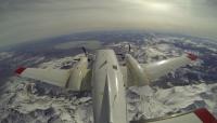 Đài quan sát tuyết trên không của NASA đo tuyết ở miền Tây Hoa Kỳ ( hình ảnh: NASA)