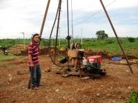 Việc khai thác nước ngầm sẽ bị quản lý chặt chẽ thời gian tới tại huyện Ia Grai, tỉnh Gia Lai
