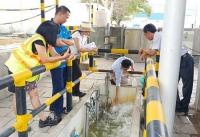 Các đơn vị đã được cấp giấy phép tài nguyên nước phải báo cáo hoạt động hàng năm theo quy định