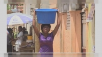 Hạn hán kéo dài tại Angola đã khiến hơn 2,3 triệu người dân nước này phải sống trong tình trạng thiếu hụt lương thực, thực phẩm. Ảnh: africanews.com