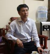 Ông Nguyễn Trọng Đông - Giám đốc Sở Tài nguyên và Môi trường Hà Nội