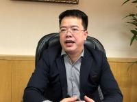 Phó Cục trưởng phụ trách Cục Quản lý tài nguyên nước Châu Trần Vĩnh