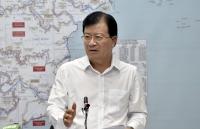 Phó Thủ tướng Trịnh Đình Dũng phát biểu tại cuộc họp - Ảnh: VGP/Nhật Bắc