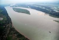 Một góc lưu vực sông Mê Công
