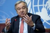 Tổng thư ký António Guterres