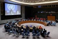 Một phiên họp của Hội đồng Bảo an. (Nguồn: THX/TTXVN)