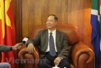 Đại sứ Vũ Văn Dũng. (Ảnh: PV/Vietnam+)