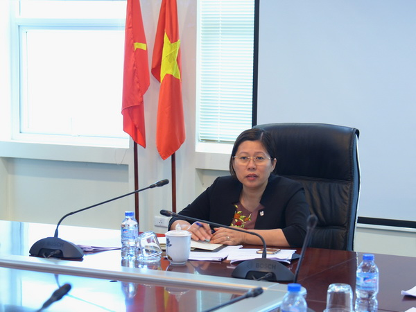 Hoàn thiện dự thảo Nghị định quy định điều kiện đầu tư kinh doanh trong lĩnh vực tài nguyên và môi trường