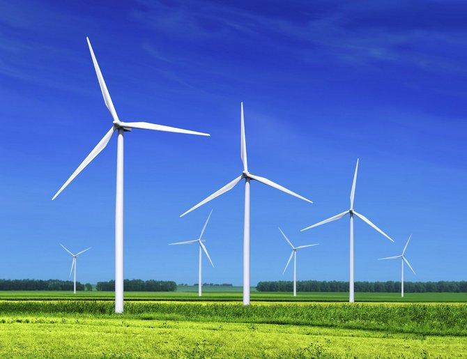 Năng lượng tái tạo là mục tiêu cho tương lai