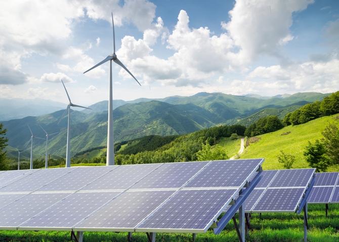 Năng lượng tái tạo có triển vọng trong tương lai