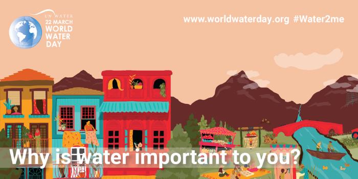 """Lễ kỷ niệm Ngày nước Thế giới năm 2021 với chủ đề """"Giá trị của nước"""" sẽ được tổ chức trực tuyến"""