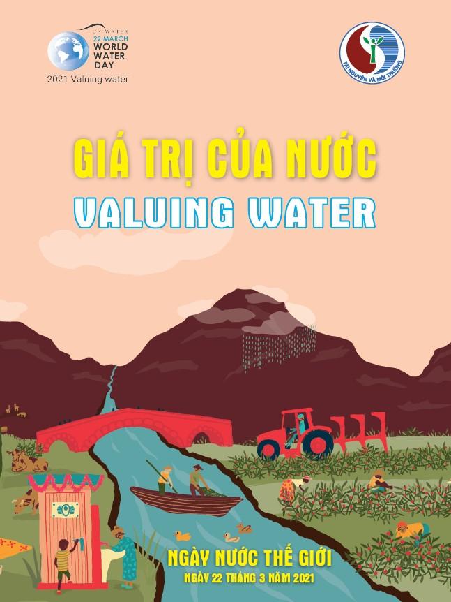 Ngày Nước Thế giới năm 2021: Coi trọng các giá trị của nước