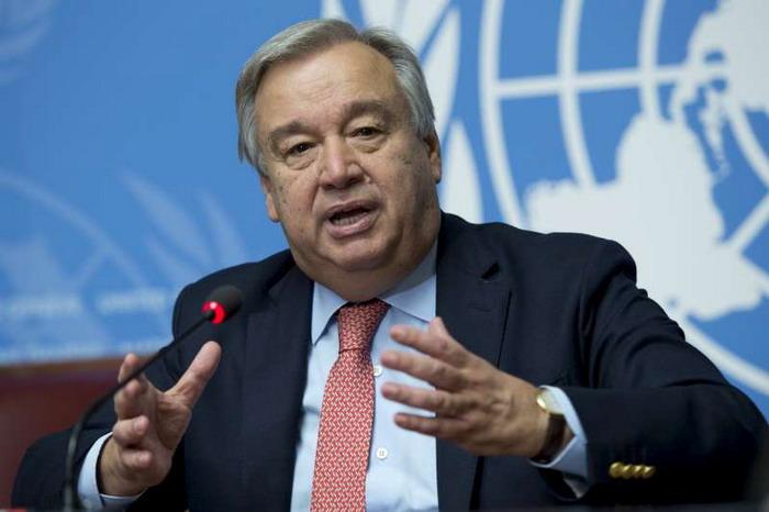 Thông điệp Ngày Nước Thế giới 2021 của Tổng thư ký Liên Hợp Quốc Antonio Guterres